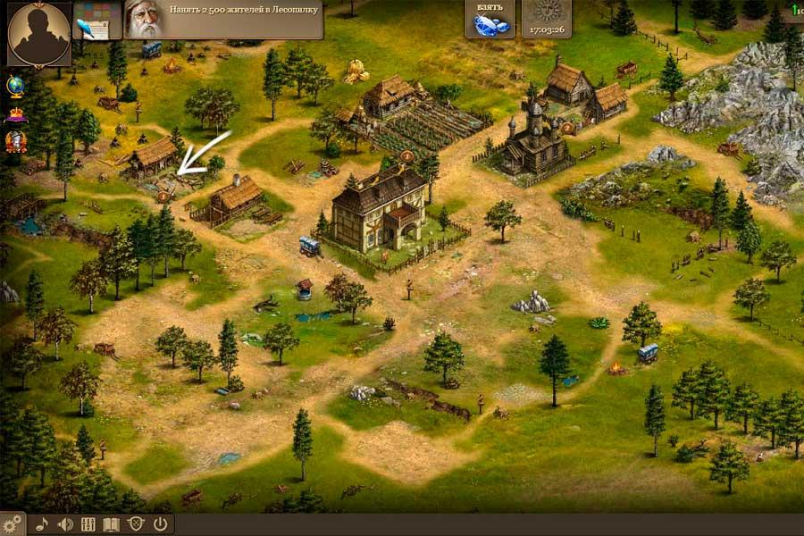 Imperia Online играть