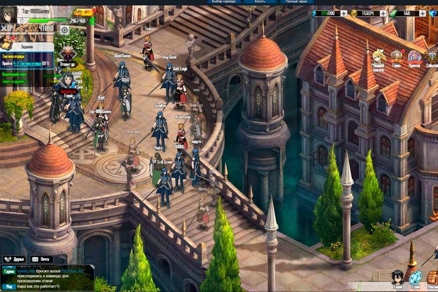 мастера меча 2 онлайн игра