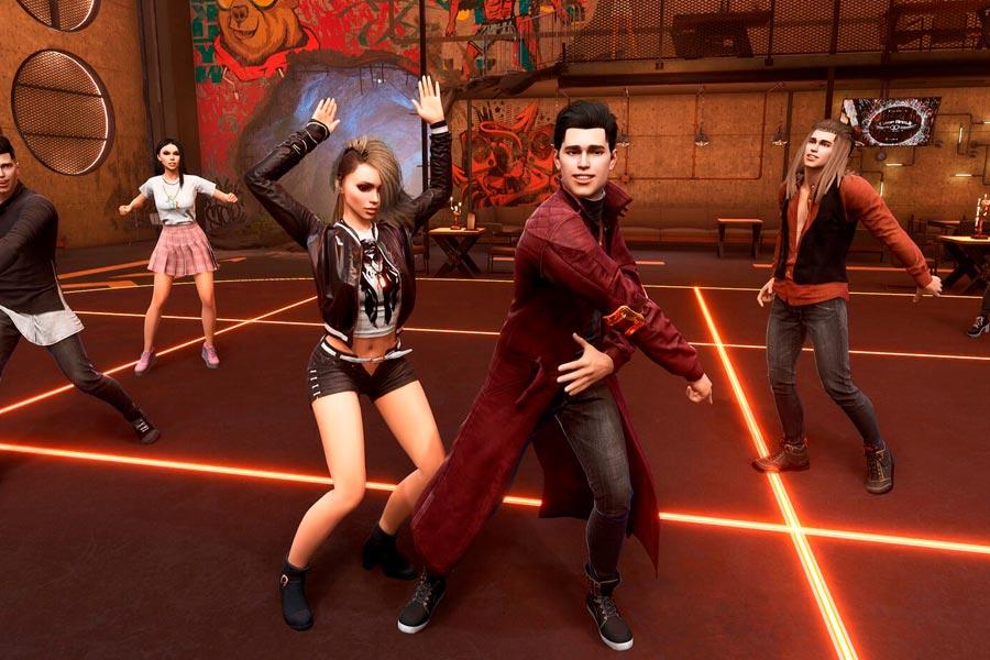 Soul dance party играть