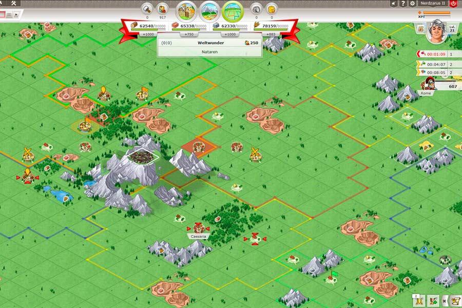 travian kingdoms играть