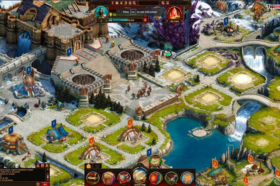 vikings: war of clans игра